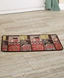 Country Primitive Look Home Sweet Home Bath Collection (Rug)