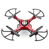 Fineser JJRC H8D 5.8G FPV Drone with 2.0MP HD Camera , Headless Mode, One Key Return and 3D Mode RC Quadcopter Height Hold Easy Fly for Beginners
