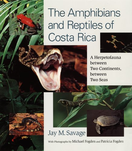 The Amphibians and Reptiles of Costa Rica: A Herpetofauna Between Two Continents, Between Two Seas