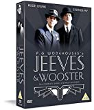 Jeeves & Wooster - The Complete Series - Import Zone 2 UK (anglais uniquement) [Import anglais]