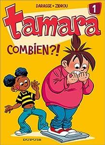 """Afficher """"Tamara n° 1 Combien ?"""""""