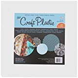 Grafix Ultra Clear .007 Plastic, Durable and