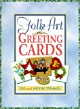 img - for Folk Art Greeting Cards book / textbook / text book