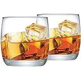 Jogo Copos Whisky New York On The Rocks Vidro 325ml 2 Pcs