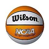 """Wilson Killer Crossover Basketball, Orange/White, Intermediate - 28.5"""""""