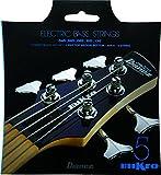 Ibanez IEBS 5 Coated Nickel Wound Mikro Bass Guitar Strings (IEBS5CMK)