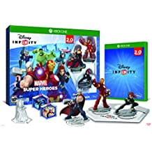 Disney Infinity 2.0 Marvel Super Heroes Starter Pack for Xbox One - Standard Edition