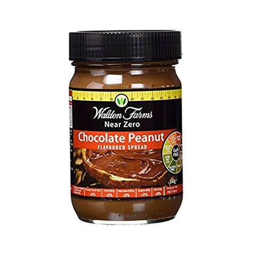Walden Farms Chocolate Peanut Spread - 340 gr