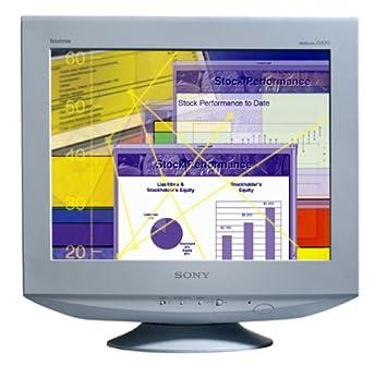 repair manual sony cpd g520 trinitron color computer display
