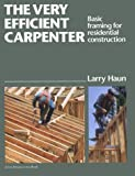 The Very Efficient Carpenter, Larry Haun, 156158049X