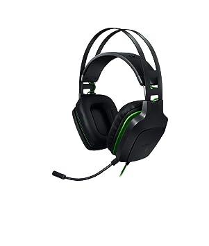 Razer Electra V2 - Analoges Gaming Headset (für PC, PS4, Xbox und Mac, Individuell eingestellte 40 mm-Treiber, Virtueller 7.1