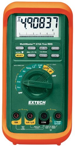 Extech MM570A MultiMaster High Accuracy Multimeter