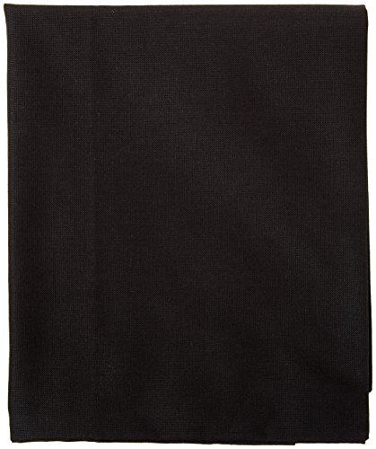 SheetWorld Comfy Travel Pillow Case - 100% Soft Cotton Percale - Black - Made In USA