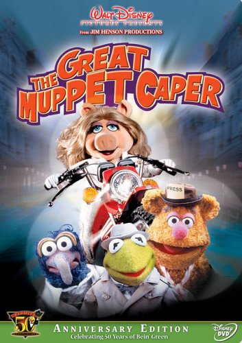 The Great Muppet Caper: Kermit's 50th Anniversary Edition (Bilingual)