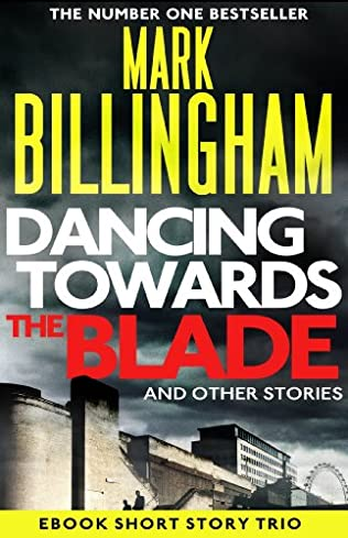 book cover of Dancing Towards the Blade and Other Stories