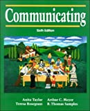img - for Communicating by Anita Taylor (1991-11-12) book / textbook / text book