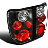 Spec-D Tuning LT-RAN01JM-TM Ford Ranger Xl Xlt Edge/Tremor Black Altezza Tail Lights