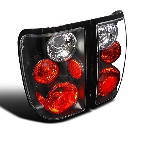 Spec-D Tuning LT-RAN01JM-TM Ford Ranger Xl Xlt Edge/Tremor Black Altezza Tail Lights 03 Ranger Edge