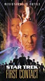 Star Trek - First Contact [VHS]