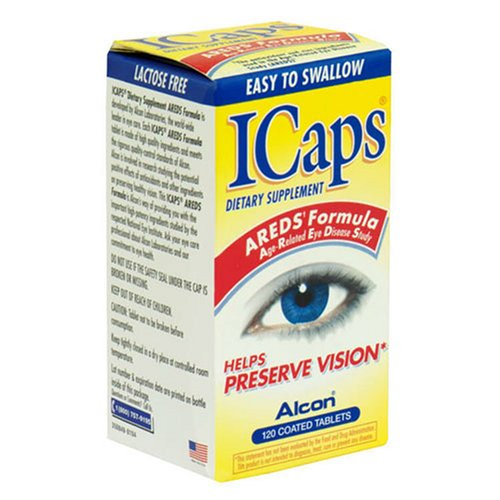 Icaps Dietary Supplement - 8
