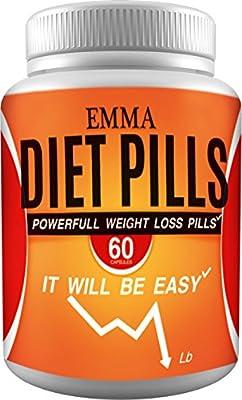Diet Pills - Weight Loss Pills for Women - Fat Burners for Men - Appetite Suppressant - Weight Loss Supplements - Weight Management Fat Burning Aid - Natural Weight Loss pills That Work