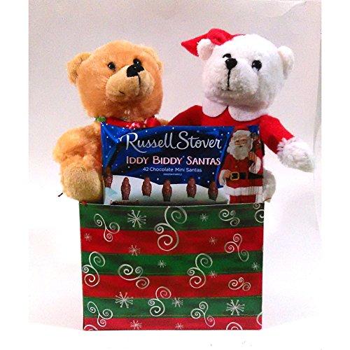 Santa Pals Russell Stover Chocolates Gift (Santas Pals)