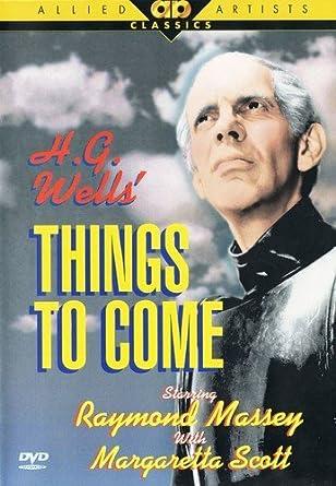Things To Come [Edizione: Stati Uniti] [USA] [DVD]: Amazon ...