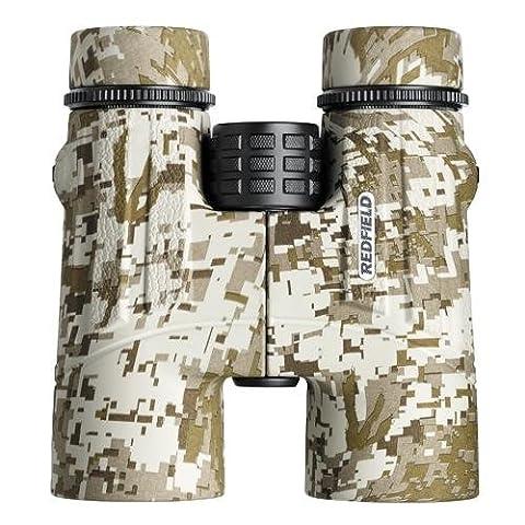 Redfield Battlefield 10x42 Tactical Binoculars, Black 118331 (Redfield Binoculars 10x42)