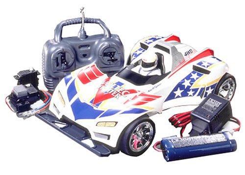 タミヤ 1/10 RCボーイズ四駆レーサーシリーズ ボルテックファイター フルセット