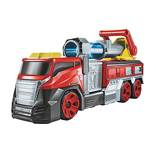 Matchbox Super Blast Fire Truck Vehicle (Fire Monster Truck)