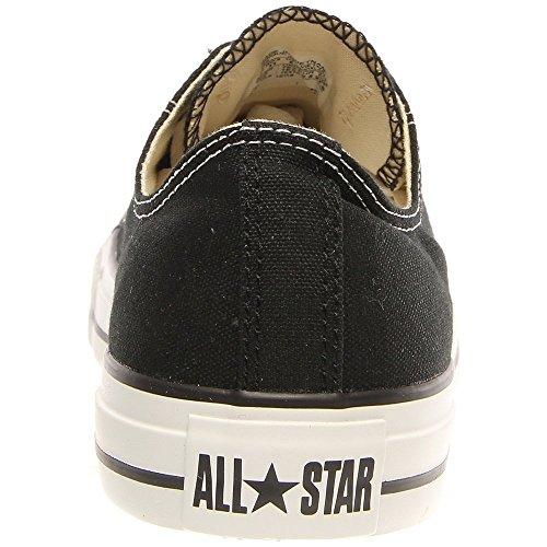 Converse Chuck Tailor All Star Zapatillas de lona, Unisex Negro (Schwarz)