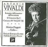 Vivaldi: Il Cimento Dell'Armonia e Dell'Inventione: 12 Concertos Op. 8 / Concertos RV 516 & RV 546