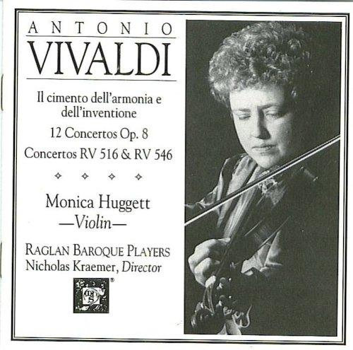 Vivaldi: Il Cimento Dell'Armonia e Dell'Inventione: 12 Concertos Op. 8 / Concertos RV 516 & RV 546 by Musical Heritage Society