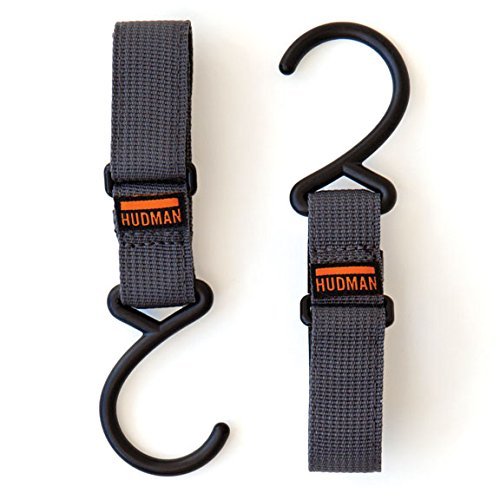 (Hudman Works Strap & Hook, Gray, 10