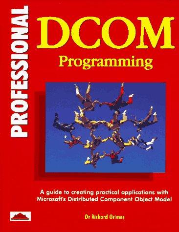 Professional Dcom Programming by Apress
