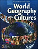 img - for Glencoe World Geography and Cultures Teacher Wraparound Edition book / textbook / text book