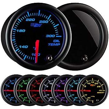 Prosport 216EVOOT Oil Temperature w//temp sensor Digital Display Gauge
