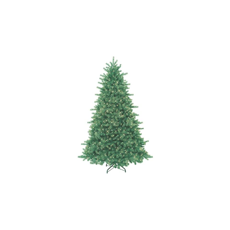 7.5 Just Cut Natural Spruce Artificial Christmas Tree