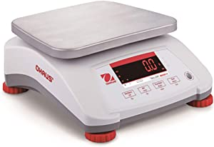 The Amazing Ohaus V41PWE15T Valor 4000 Legal For Trade Food Scale-15 kg/30 lb by Ohaus