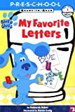 My Favorite Letters, Deborah Reber, 0689837976