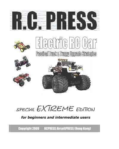 Electric RC Car: Practical Truck & Truggy Upgrade Strategies pdf