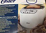 oster pin - Oster Deluxe Bread & Dough Maker
