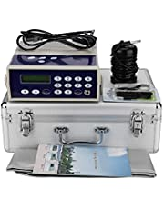 Ion Foot Spa, Body Detox Machine Ion Array Footbath Spa Cleanse Desintoxicación iónica del cinturón de cintura(Enchufe de la UE)
