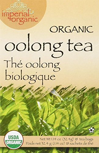 Uncle Lee's Imperial Organic Tea - Oolong, 18 Count