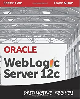Amazon | Oracle Weblogic Server 12c Advanced Administration