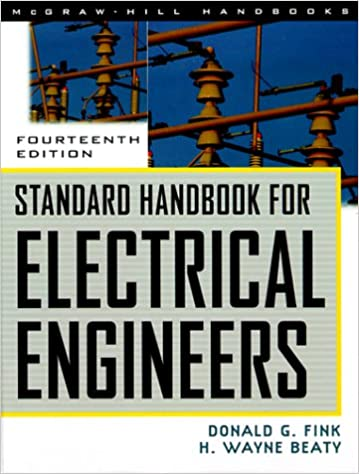 Standard Handbook For Electrical Engineers 15th Edition Pdf