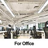 FaithSail 60W LED Wraparound Light 4FT LED Office