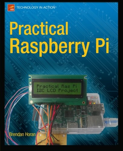 Practical Raspberry Pi Front Cover