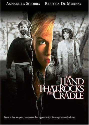The Hand That Rocks the Cradle (Bilingual) Annabella Sciorra Rebecca De Mornay Ernie Hudson Matt McCoy