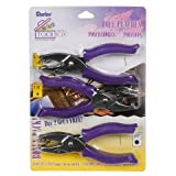 Better Crafts HOLE PUNCH START SHAPE 3PC PKG (3 pack) (01201-150)